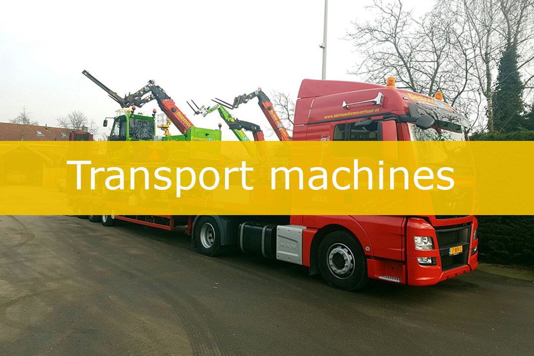 machine transport